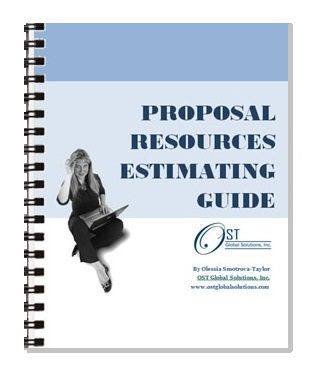 Proposal Resources Estimating Guide