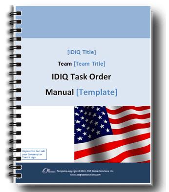 Task Order Manual Template