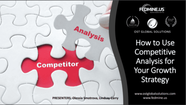 Success leaves clues – using competitive analysis for your growth strategy