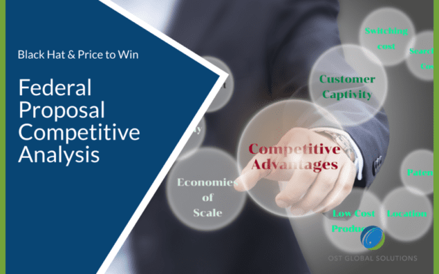 Black Hat and Price to Win For Federal Proposal Competitive Analysis