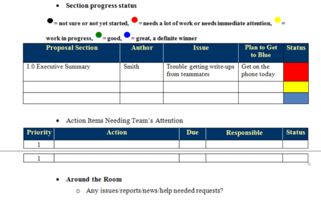 Improving Your Government Proposals' Pwin Follow Proposal Management Best Practices 2
