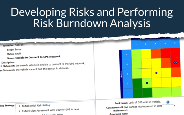 Developing Risks and Performing Risk Burndown Analysis