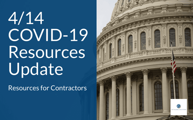 Important COVID-19 Measure Updates for Government Contractors
