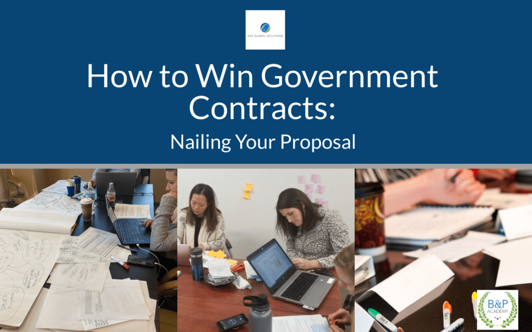 how to win government contracts through your proposal