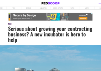 Serious about growing your contracting business? A new incubator is here to help